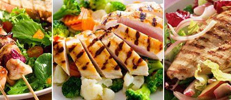 plan de comida saludable