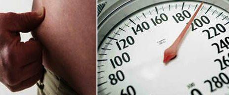el estrés afecta al peso