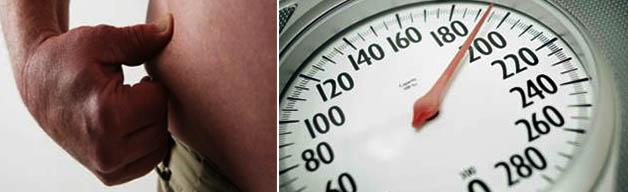 stress affects weight
