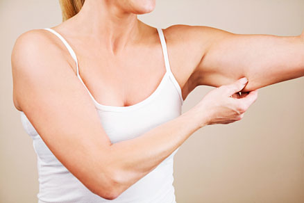 How to Get Rid of Your Flabby Arms? | HCG Injections Diet Blog
