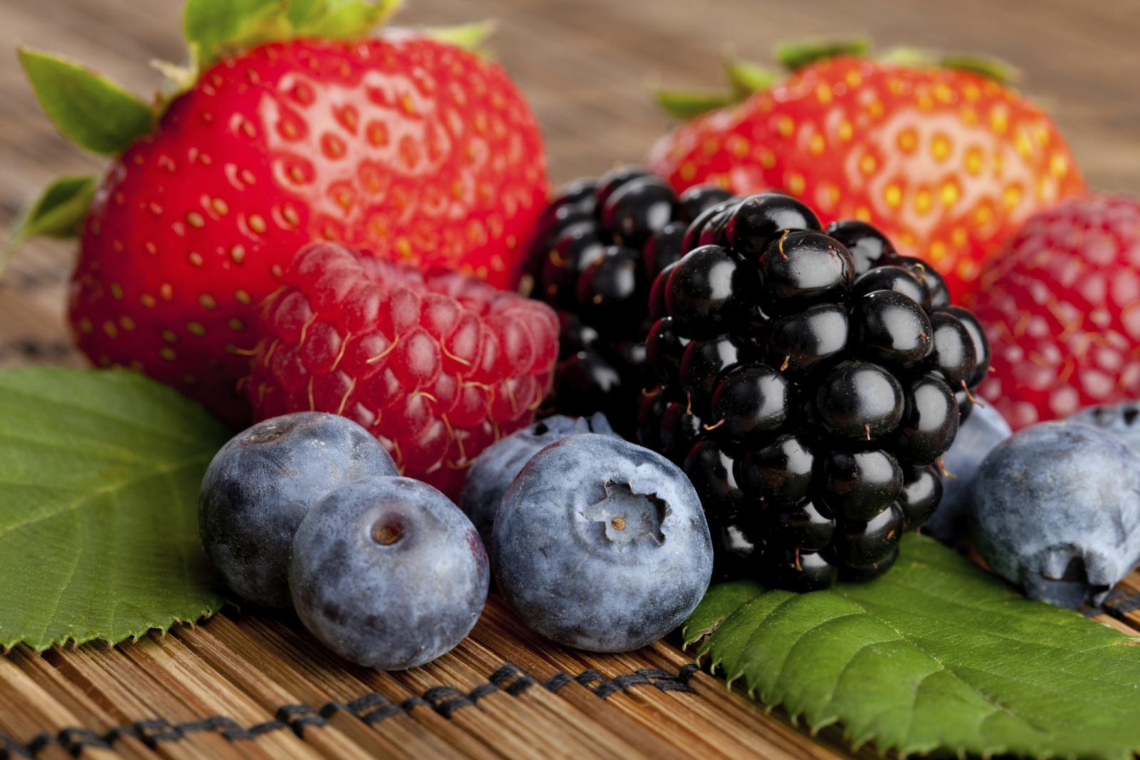 fruits-berries