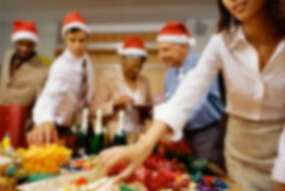 ihcg christmas food