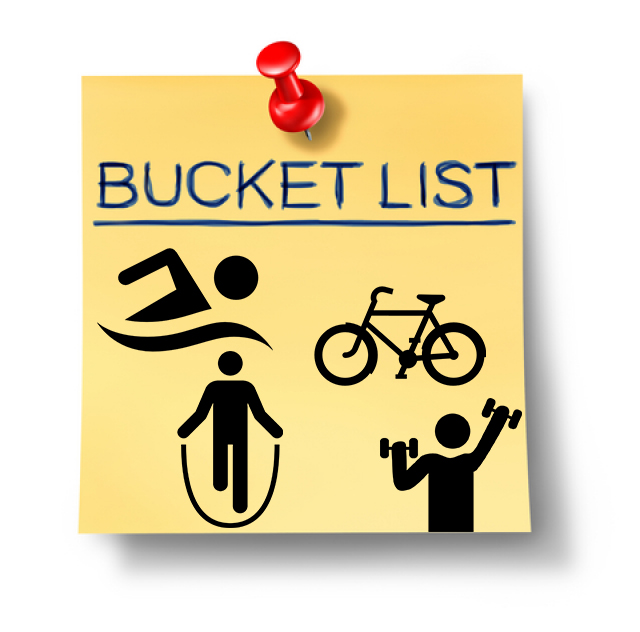 ihcg - fitness bucketlist