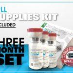 comprar inyecciones de dieta de hcg para 3 meses con suministros del kit
