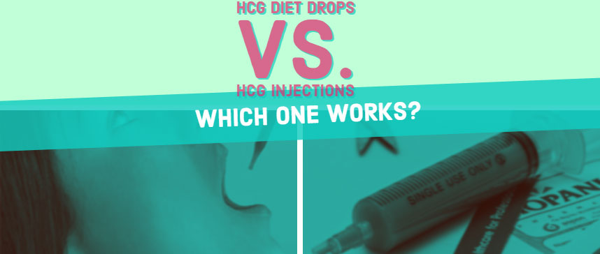 hcg diet drops vs injections