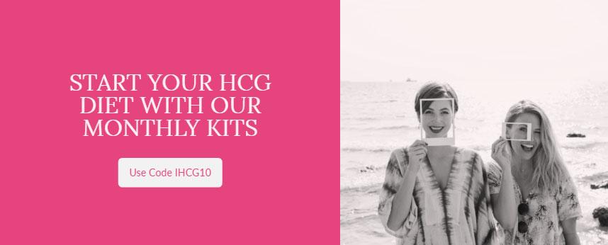 start your hcg diet